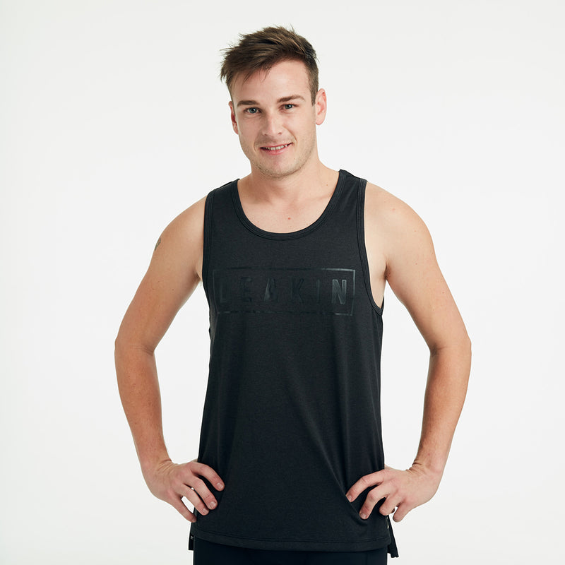 Active mens tank - Johno square