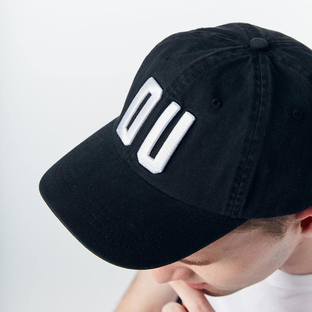 DU dad cap - White