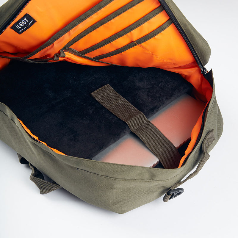 Ultimate laptop bag