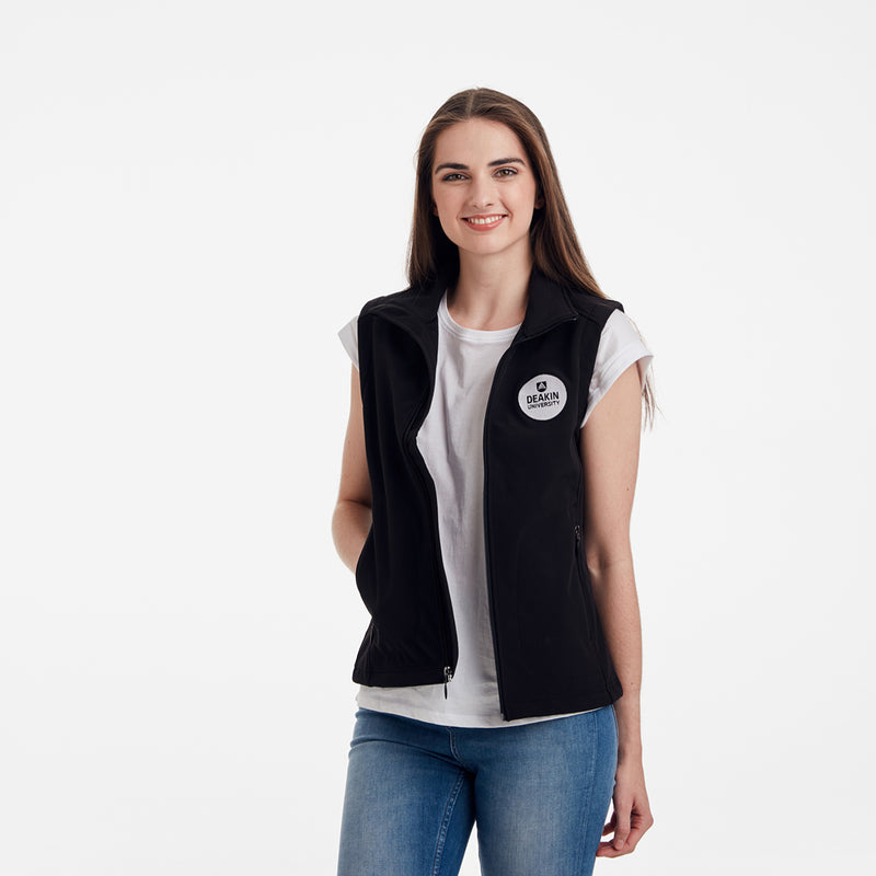 Black vest - Ladies