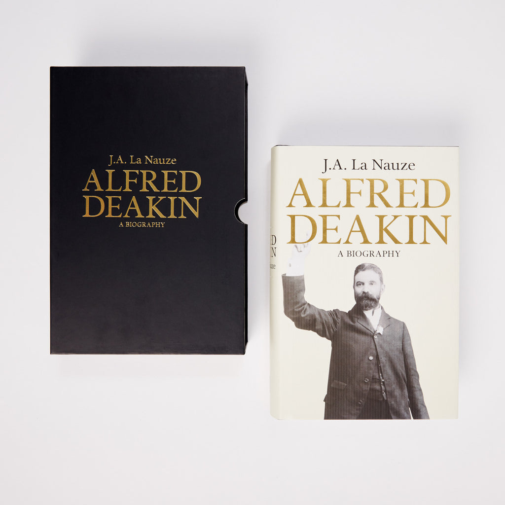 Alfred Deakin biography
