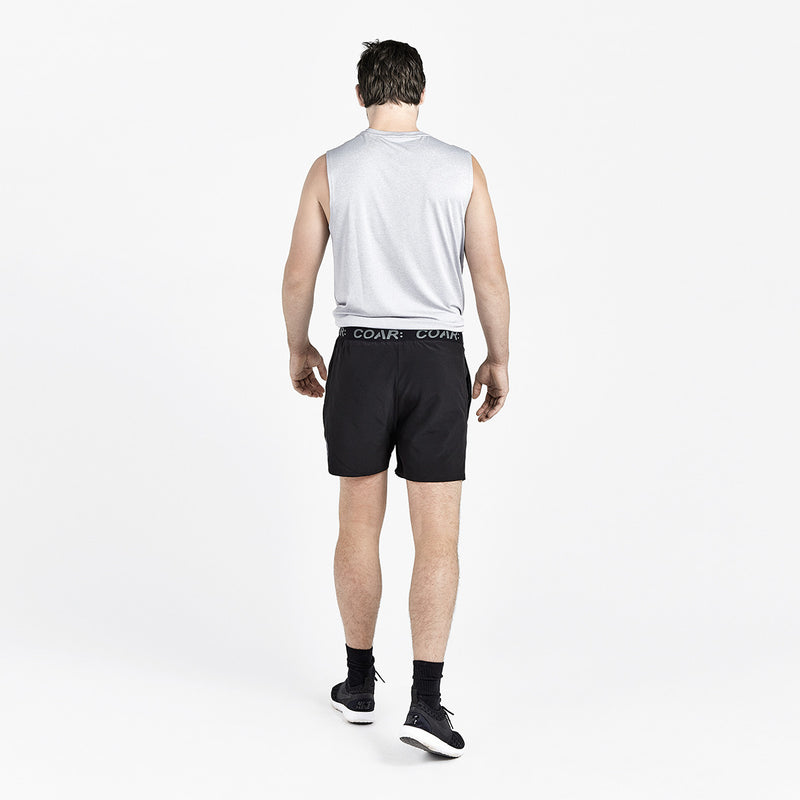 Active training shorts