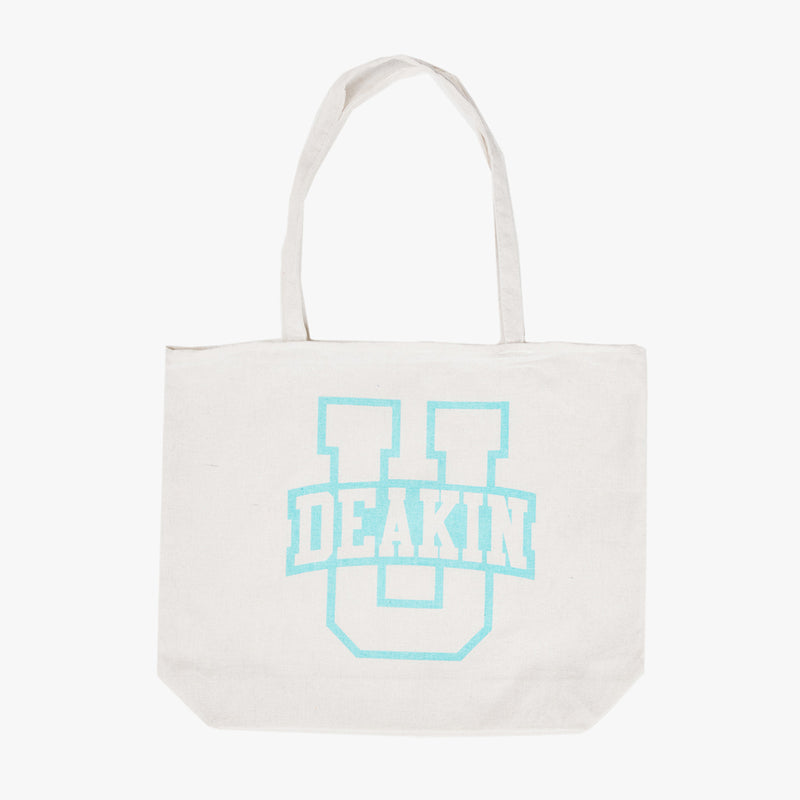 Heritage canvas tote bag