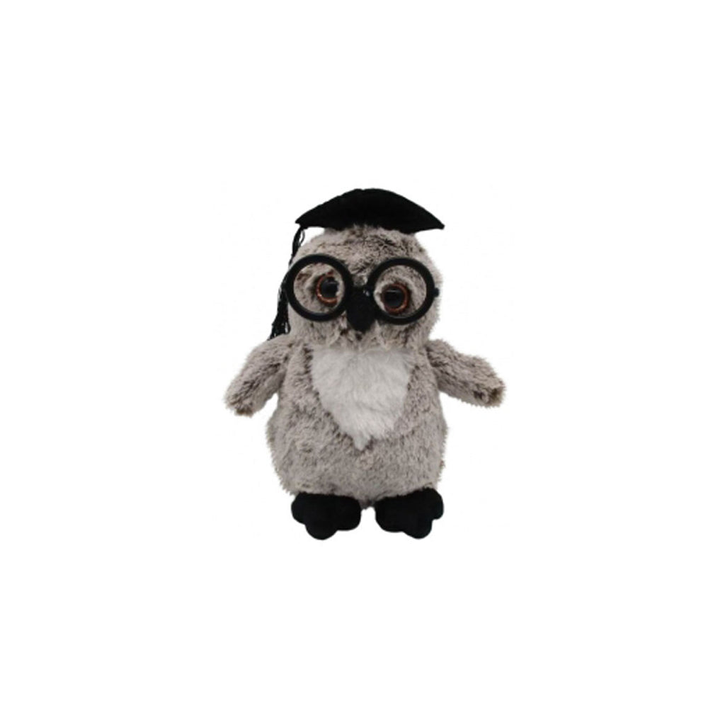 Graduation owl - Small With Glasses
