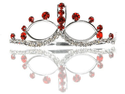 SparklyCrystal Princess Bridal Wedding Tiara Comb 61643