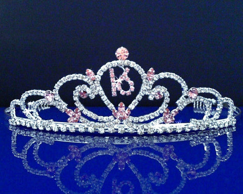 SC Sweet 16 Birthday Tiara 50695
