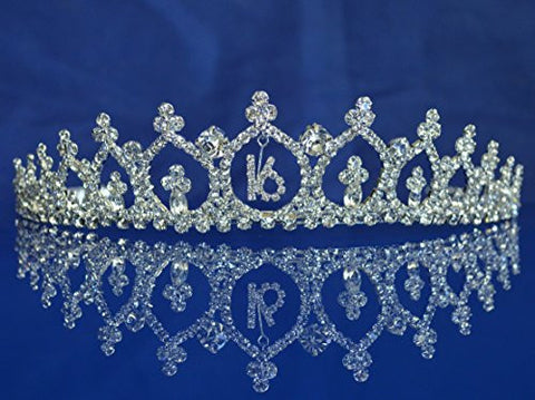 Sweet 16 Birthday Tiara 1899S