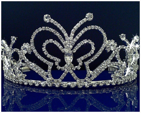 SC Bridal Wedding Tiara Hairband 5575