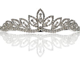 SparklyCrystal Rhinestone Bridal Wedding Prom Tiara Crown 60138