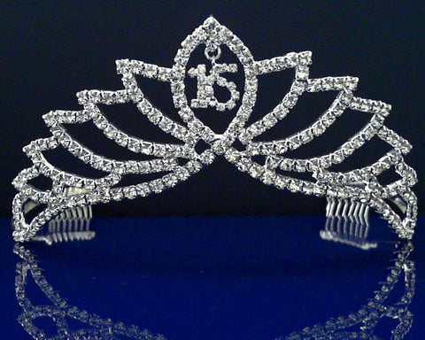 Sweet 16 Birthday Tiara 672S7