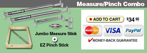 EZ Measure/Pinch Combo