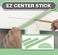 EZ Center Stick (4-Piece Set)