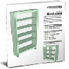 EZ Bookcase Plans (Digital Download)