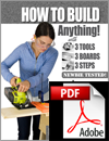 How to Build Anything (Digital Download)