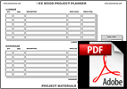 EZ Project Checklist and Materials (digital download)