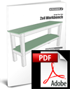 EZ Workbench Plans (Digital Download)
