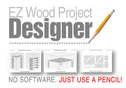 EZ Wood Project Designer (Digital Download)