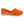 Load image into Gallery viewer, Woven Braided Huarache Tangerine