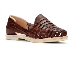 Catrinas Huaraches Chocolate