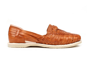 Catrinas Braided Huaraches Walnut