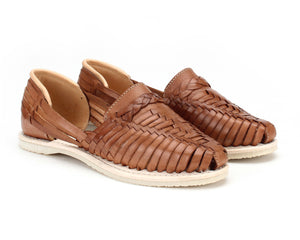 Catrinas Huaraches Brown