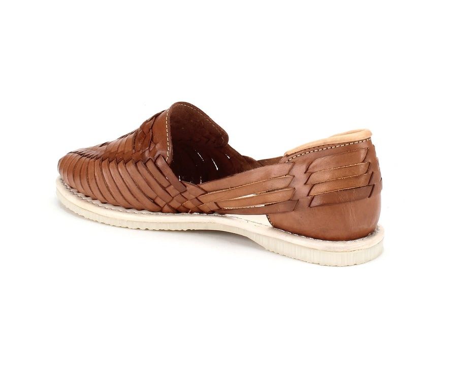 Catrinas Braided Huaraches Natural