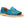 Load image into Gallery viewer, Peep-Toe Huarache Dawn Turquoise