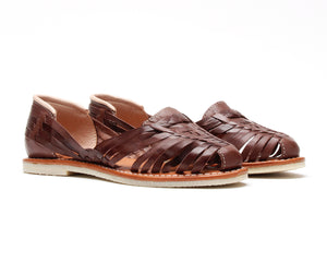 Bottomless Huaraches Natalia Brown