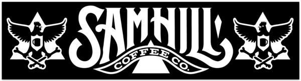 Bumper Sticker - sam-hill-coffee-company