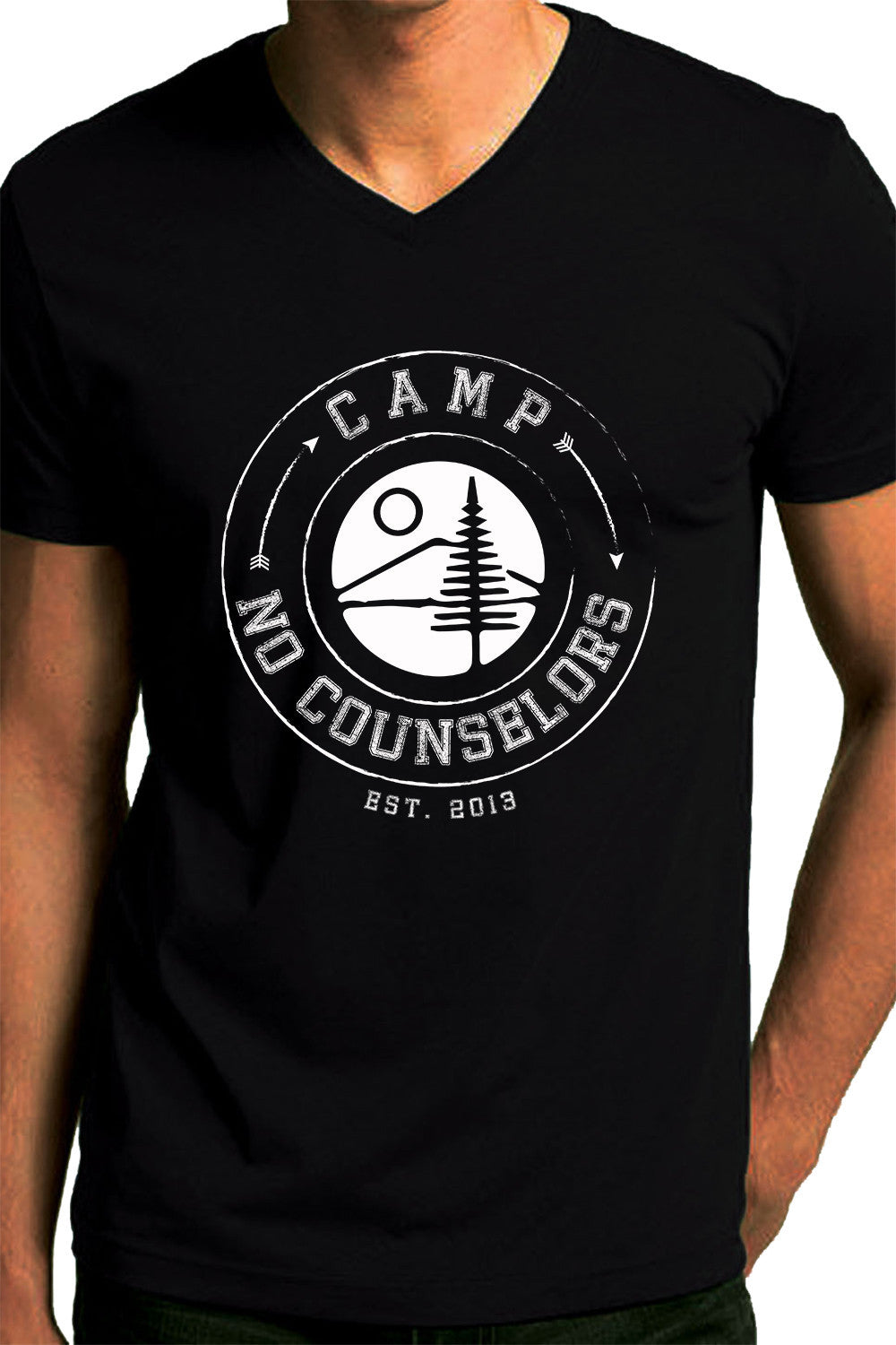 2016 Vintage Camp T-Shirt (multiple colors, unisex)