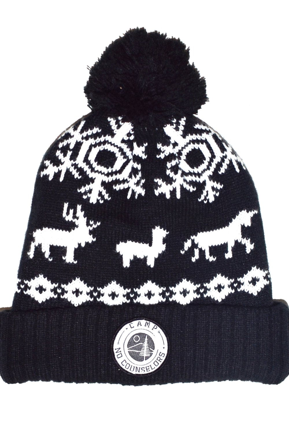 Moose, Alpaca Winter Hat
