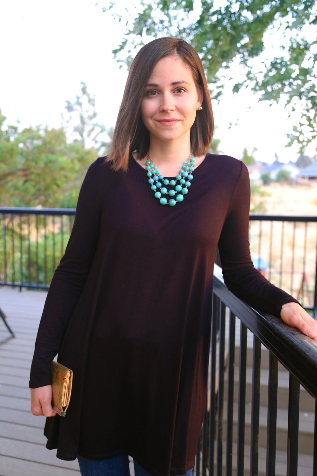 The Twilight Long Sleeve Tunic