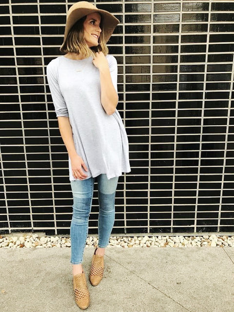 Dance Like Sara C. Tunic