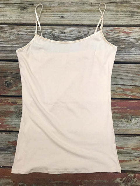Perfect Khaki Cami