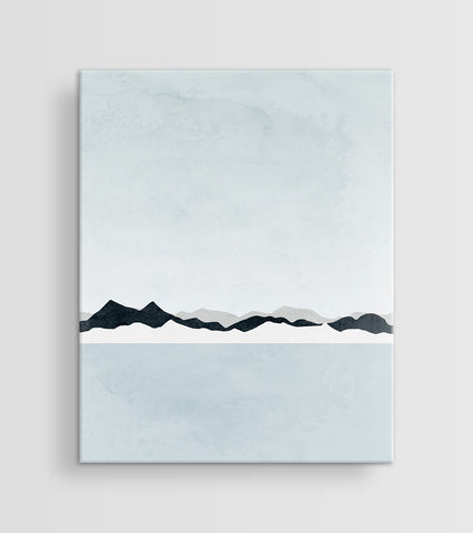 True North 01 - Canvas Art Print