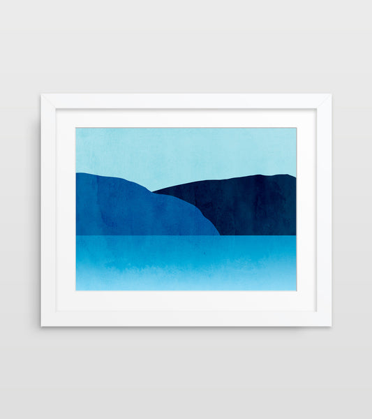 beach decor wall art print by eve sand