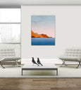 Norwegian Sunset II - Canvas Print