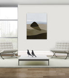 oregon beach canvas art by eve sand