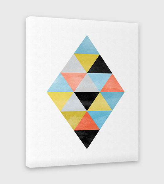Diamond - Canvas Print