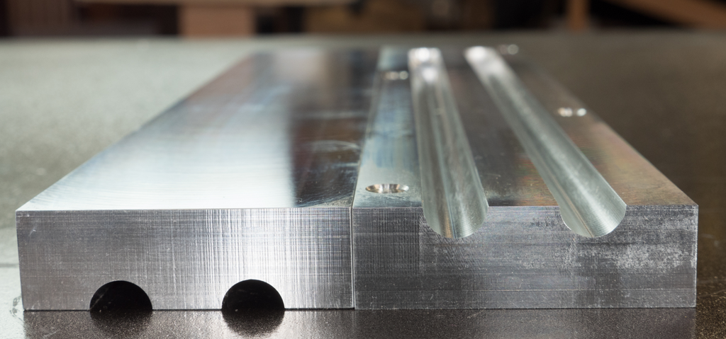 Rosin Press Heat Plates, Aluminum, by PurePressure