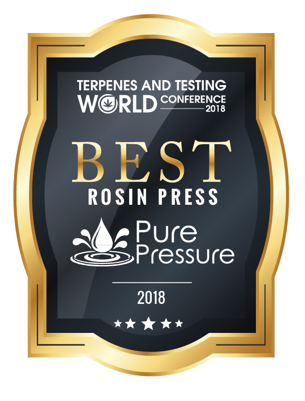 Best Rosin Press 2018 PurePressure Rosin Press Machine