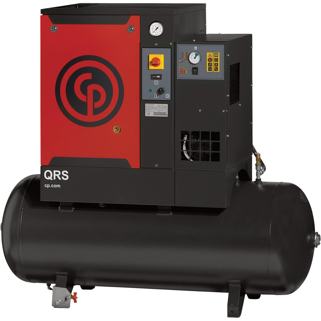 Chicago Pneumatic Rotary-Screw Compressors
