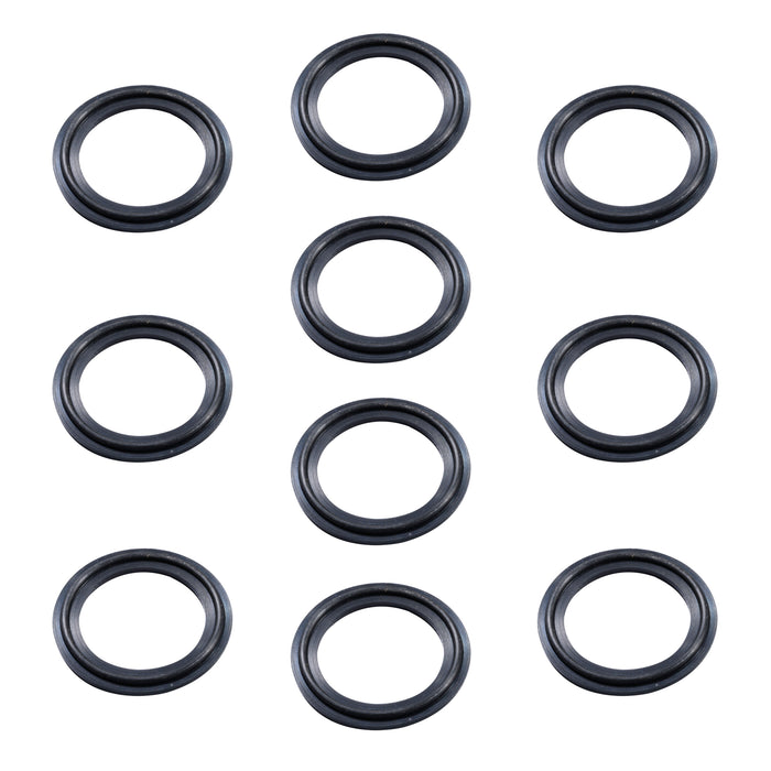 PurePressure Bruteless Hose Clamp Gasket 10 Pack Hash Washing Gaskets
