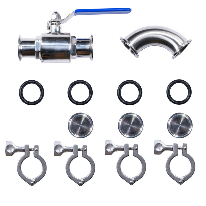 Bubble Hash Washing Gasket Kit for PurePressure