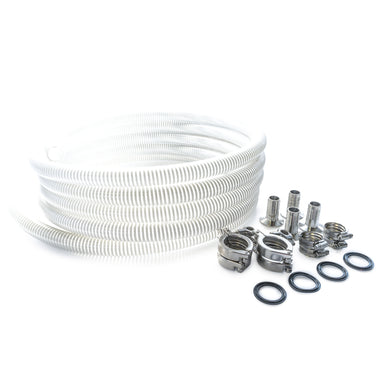 Bruteless Hash Washing Hose Kit Bubble Hash Washing Hoses