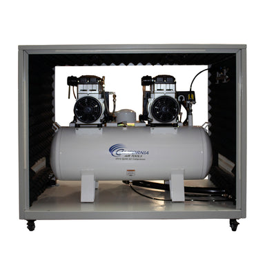 Sound Proof Cabinet Air Compressor PurePressure