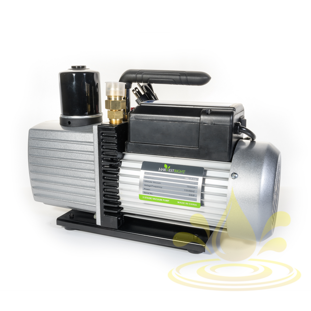 Harvest Right Vacuum Pump for Small Freeze Dryer