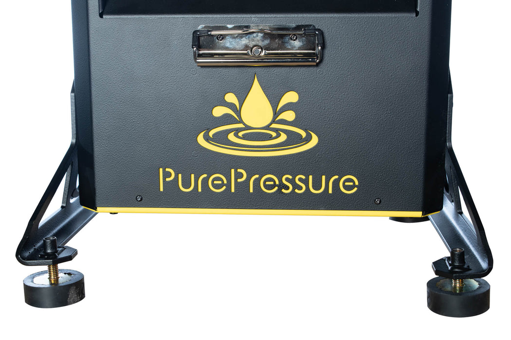 Helix Twist Press Manual PurePressure Rosin Press