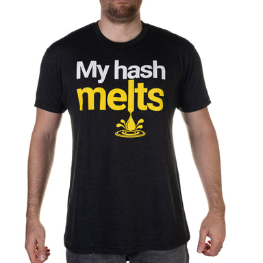 My Hash Melts Tri Blend T-Shirt