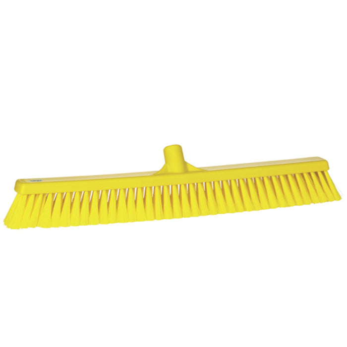 "24"" Push Broom for Labs Cleaning Lab"